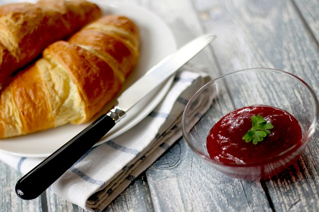 croissants κρουασάν μίνι σε όλες τις γεύσεις